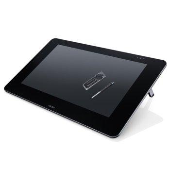 """Графичен таблет Wacom Cintiq 27QHD Pen & Touch, 27"""" (68.58 cm) AHVA екран, DisplayPort & HDMI, USB3.0 image"""