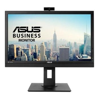 """Монитор Asus BE24DQLB, 23.8"""" (60.45 cm) IPS панел, Full HD, 5ms, 100000000:1, 250cd/m2, DisplayPort, HDMI, DVI, VGA, USB Hub image"""