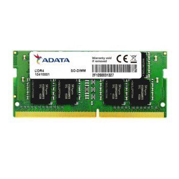 Памет 8GB DDR4 2666MHz, SO-DIMM, A-Data AD4S266638G19-B, 1.2V image