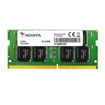 Памет 8GB DDR4 2666MHz, SO-DIMM, A-Data AD4S266638G19-B, 1.2V image