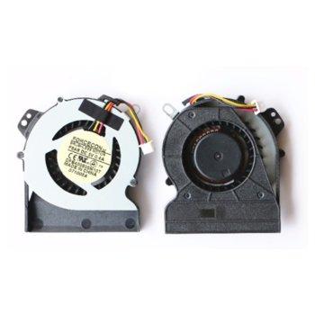Вентилатор за лаптоп, съвместим с Lenovo IdeaPad S9 S10 3 pin image