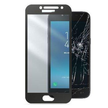 Протектор от закалено стъкло /Tempered Glass/, Cellularline, за Samsung Galaxy J2 2017, черен image
