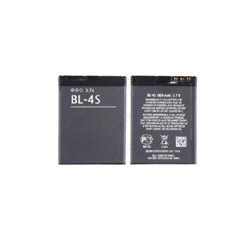 Батерия (заместител) за телефони Nokia, 860mAh, 3.7V image