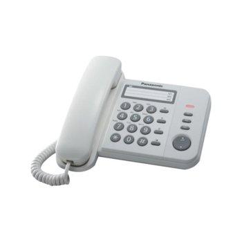 Стационарен телефон Panasonic KX-TS520 product