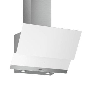 Абсорбатор Bosch DWK065G20 SER2, колонен, енергиен клас C, 216W, въздухопоток 593 m3/h, бял image