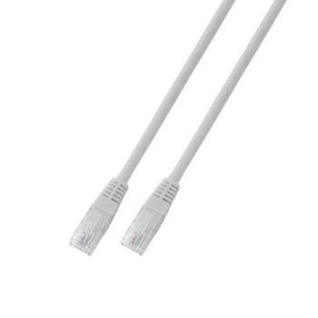 Пач кабел EFB Elektronik K8101GR.10, UTP, cat.6, 10m, сив image