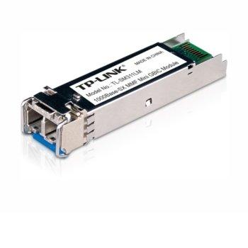 SFP модул TP-Link TL-SM311, LC interface, до 550/275m, multi-mode image