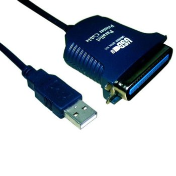 Кабел VCom CU806, USB to parallel, 1.2m image