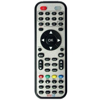 Remote Control UNI VIVID 8 in 1 ROY21004262 product