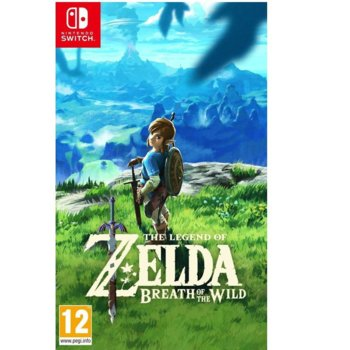 Игра за конзола The Legend of Zelda: Breath of the Wild, Nintendo Switch image