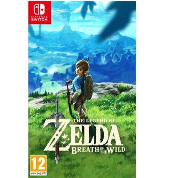 Игра за конзола The Legend of Zelda: Breath of the Wild, Nintendo Switch image