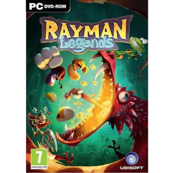Rayman Legends product