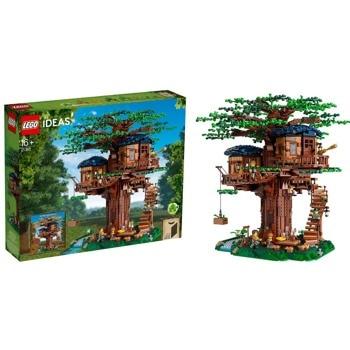 Конструктор LEGO Ideas - Tree House 21318 (разопакован продукт), 3036 части, над 3г. image