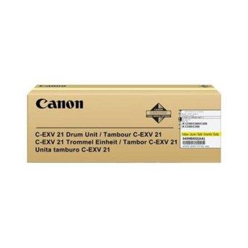 Барабан за Canon IRC2880/3380 - Yellow - Заб.: 53 000k image