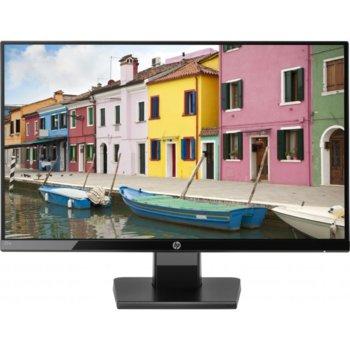 """Монитор HP 22w (1CA83AA), 21.5"""" (54.61 cm) IPS панел, Full HD, 5ms, 5 000 000:1, 250 cd/m2, HDMI, VGA image"""