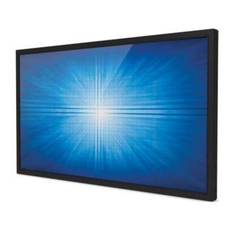 "Публичен дисплей Elo E000444 ET4243L-8UWA-0-MT-D-G, 42""(106.68 cm), FullHD, Surface Acoustic Wave Multi Touch, HDMI, VGA, 8ms, черен image"