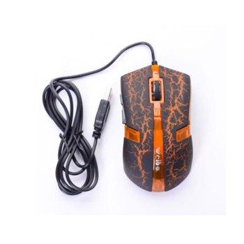 Optical Mouse WB-5160 Orange product