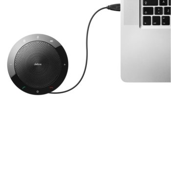 Конферентна слушалка Jabra Speak 510, USB image
