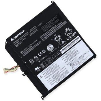 Батерия (оригинална) за лаптоп Lenovo, съвместима с ThinkPad series, 11.1V, 3700mAh image