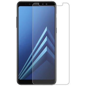 Протектор от закалено стъкло /Tempered Glass DF 52387 за Samsung Galaxy A8 Plus, 0.3mm image