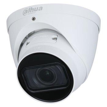 IP камера Dahua IPC-HDW2231T-ZS-27135-S2, куполна камера, 5MP Mpix(2592x1944@25FPS), 2.7mm~13.5mm обектив, H.265+/H.265/H.264+/H.264/MJPEG, IR осветеност (до 40 м.), външна IP67 защита от вода, LAN, PoE, MicroSD 256 GB слот image