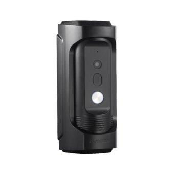 Видеодомофон HikVision HWK-8112-IM, IR осветление (5 метра), PoE, IK 9 & IP 66 image