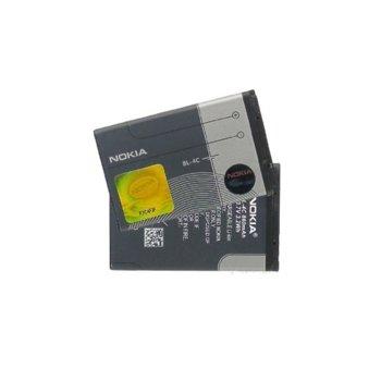 Батерия (заместител) за телефони Nokia, 720mAh, 3.7V image