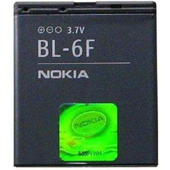 Батерия (заместител) Nokia BL-6F , за Nokia 6788, 6788i, N79, N95 8GB, 1200mAh/3.7V image