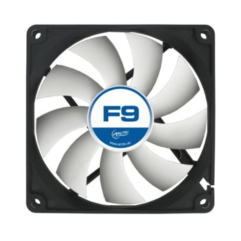Fan 92mm, Arctic Fan F9 AFACO-09000-GBA01 product