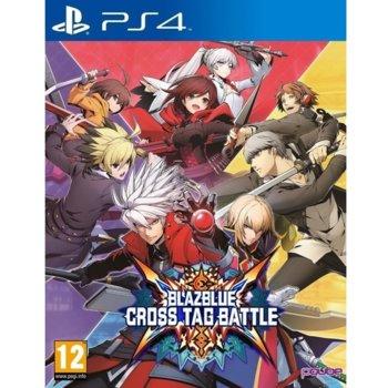 Игра за конзола Blazblue: Cross Tag Battle, за PS4 image