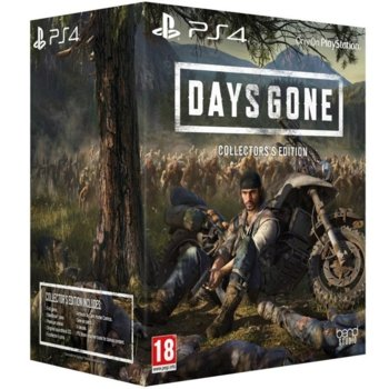 Days Gone Collector's Edition (PS4) product