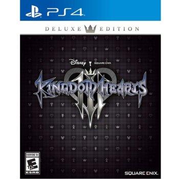 Игра за конзола Kingdom Hearts III - Deluxe Edition, за PS4 image