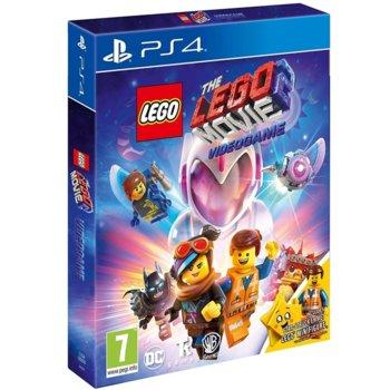 Игра за конзола LEGO Movie 2: The Videogame Toy Edition, за PS4 image