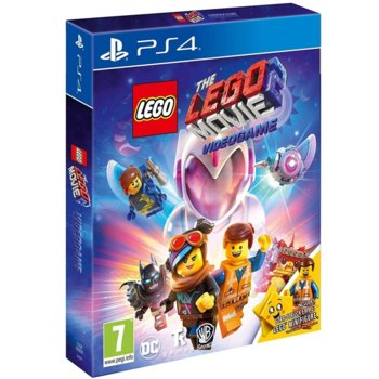 Игра за конзола LEGO Movie 2: The Videogame Toy Edition, за PS4 image