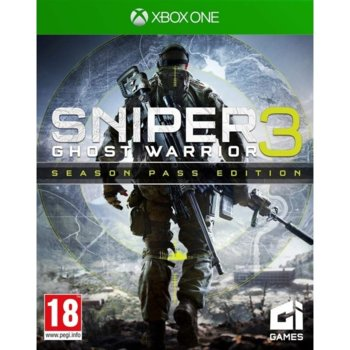 Игра за конзола Sniper: Ghost Warrior 3 - Season Pass Edition, за Xbox One image