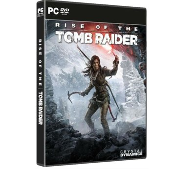 Rise of the Tomb Raider product