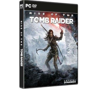 Игра Rise of the Tomb Raider, за PC image