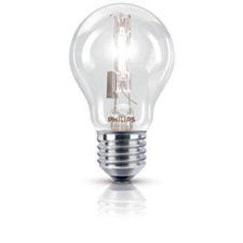 Халогенна крушка Philips EcoClassic 8727900252262, E27, 105(140)W, 1980 lm, топла бяла светлина, димираща image