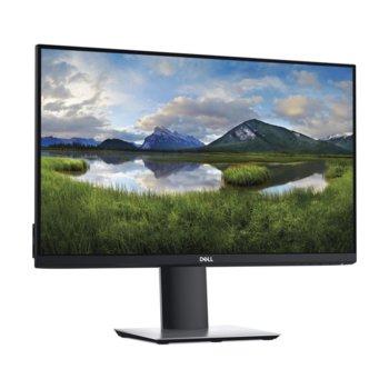 """Монитор Dell P2419HC, 24"""" (60.96 cm) IPS панел, Full HD, 5 ms, 250cd/m2, Display Port, HDMI, USB-C, 2x USB 3.0 image"""