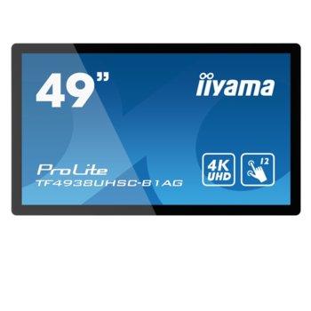 Тъч Дисплей IIYAMA TF4938UHSC-B1AG product
