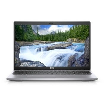 "Лаптоп Dell Latitude 5520 (N015L552015EMEA)(сребрист), четириядерн Tiger Lake Intel Core i7-1165G7 2.8/4.7 GHz, 15.6"" (39.62 cm) Full HD IPS Anti-Glare Display, (HDMI), 16GB DDR4, 512GB SSD, 2x Thunderbolt 4, Windows 10 Pro image"