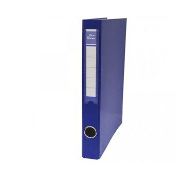 Папка Rexon, 2 ринга, синя, A4 image
