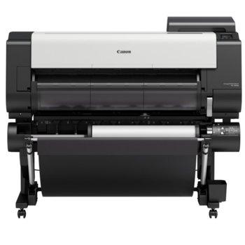 """Плотер Canon imagePROGRAF TX-3000 в комплект със Canon Sheet Stacker SS-31, клас 5-цветен 36"""" (914 mm), 2400x1200 dpi, 2GB RAM, 500GB твърд диск, Wi-Fi, LAN 10/100/1000Base-TX, USB, A0 image"""