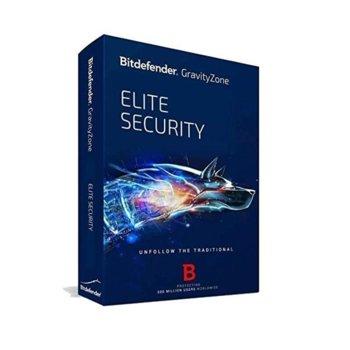 Софтуер Bitdefender GravityZone Elite, 25 - 49 потребителя, 1 година image