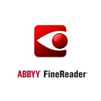 Софтуер ABBYY FineReader 15 Corporate, Volume License (Remote User), лиценз за 1 година, за 5-10 потребителя, Software Maintenance image