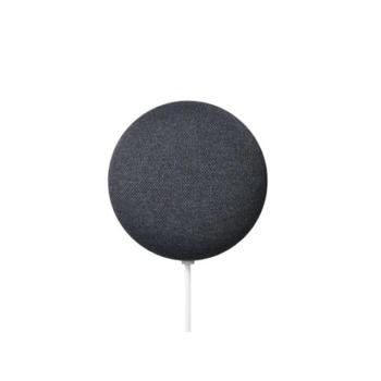 Безжична колонка Google Nest Mini Smart Home 2nd generation, Android, микрофон, за Google Home система, контрол чрез гласови команди, Wi-Fi/Bluetooth, черна image