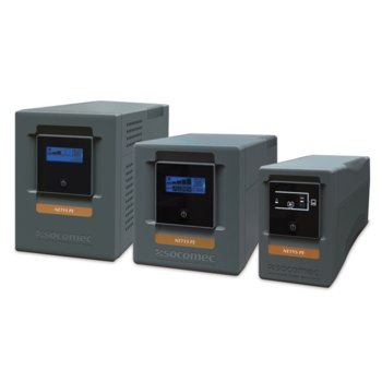 UPS SOCOMEC NETYS - PE 1000, 1000VA/600W, LineInteractive image