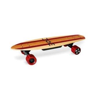 Електрически скейтборд Nilox DOC CRUISER, до 12км/ч скорост, 20км макс. пробег, до 100кг, 200W двигател, джойстик за управление image