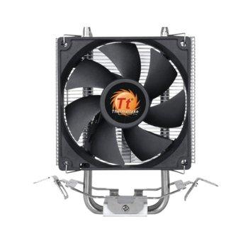 Охлаждане за процесор Thermaltake Contac 9, съвместимост със сокети Intel LGA 1366/1156/1155/1151/1150/775 & AMD AM4/FM2/FM1/AM3+/AM3/AM2+/AM2 image