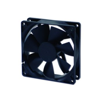 Вентилатор 92мм, EverCool EC9225HH12BA, 2Ball 3000rpm image